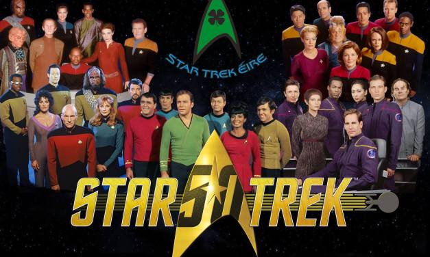 Star Trek Eire's 50th Anniversary Celebration