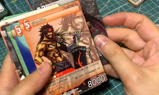 Final Fantasy Trading Card Game coming to Europe