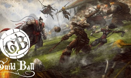 Steamforged Set to Kick Off! the Future of Guild Ball