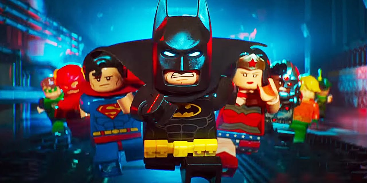 New Trailer – The LEGO Batman Movie