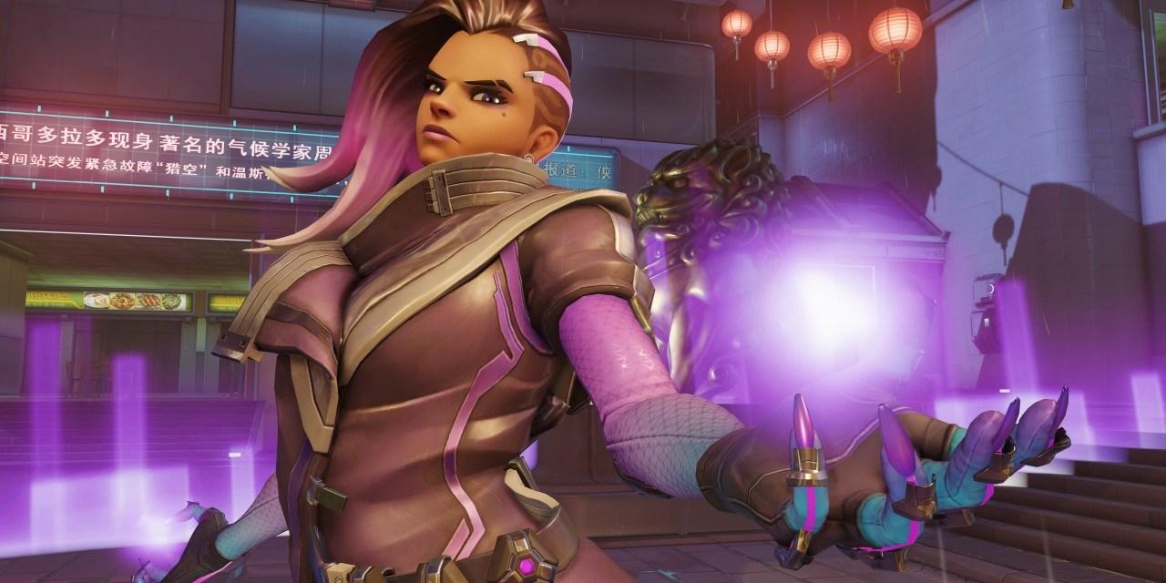 Overwatch's New Hero: Sombra, the Infiltrator