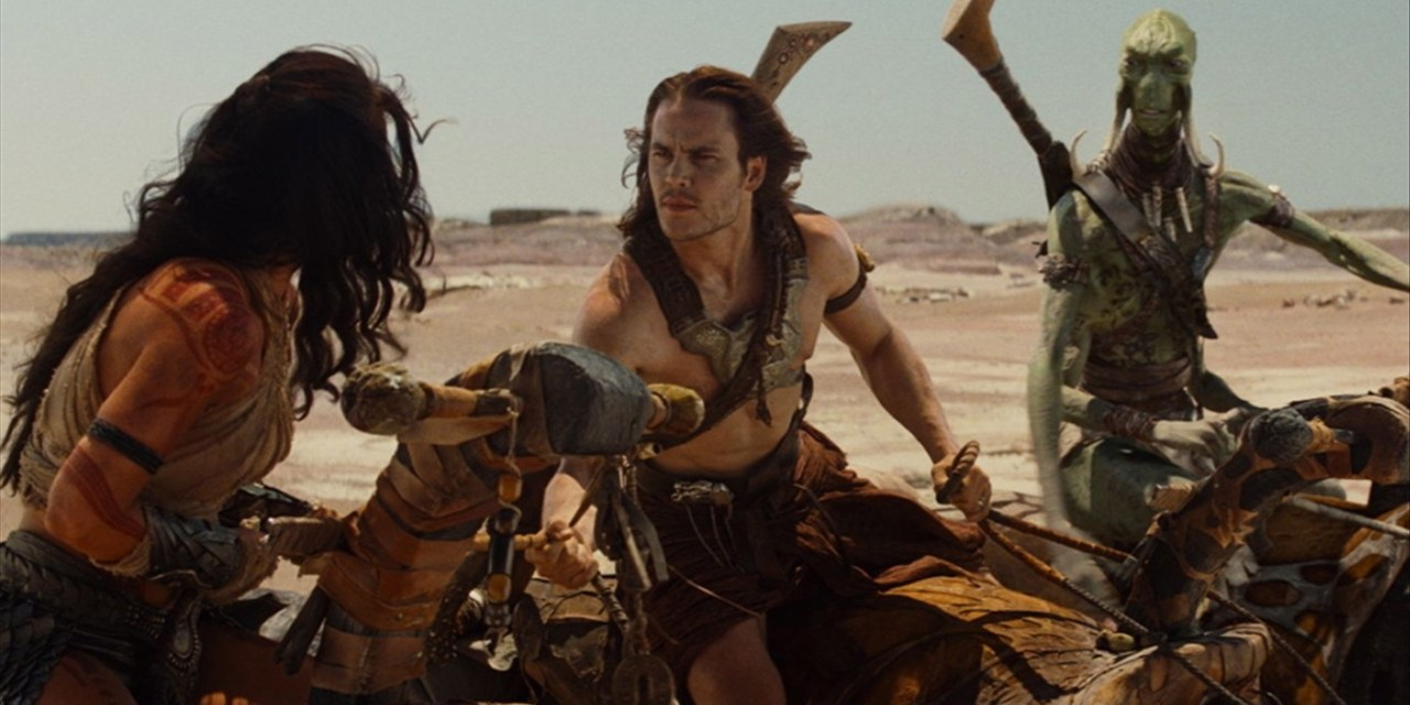 John Carter – Movies You Might Have Missed