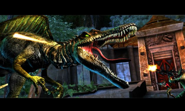 Game Review: Jurassic Park Arcade