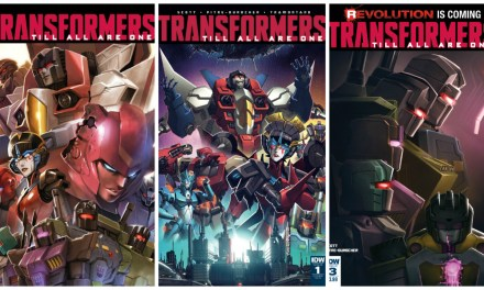 Comic Review: Transformers: Till All Are One