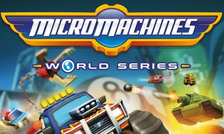 Micro Machines Set for Console Return