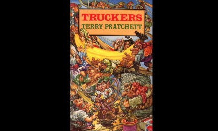 """Book Review: """"Truckers"""" by Terry Pratchett"""