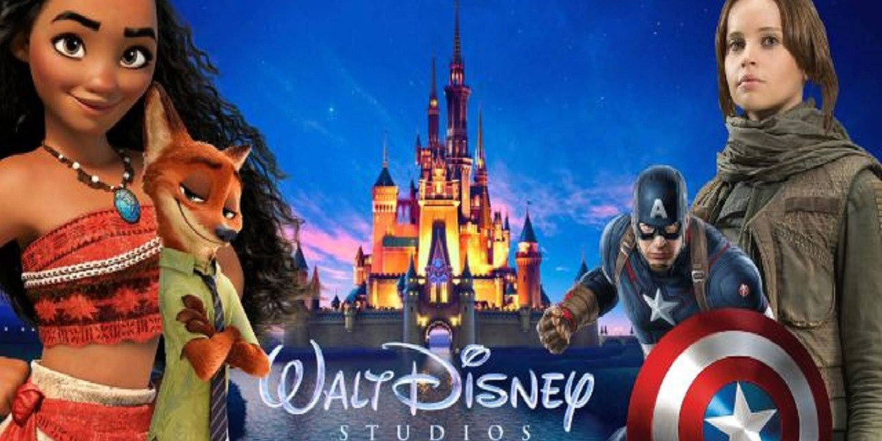 Disney Dominated the 2016 Box Office