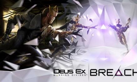 Deus Ex: Breach Released On Steam
