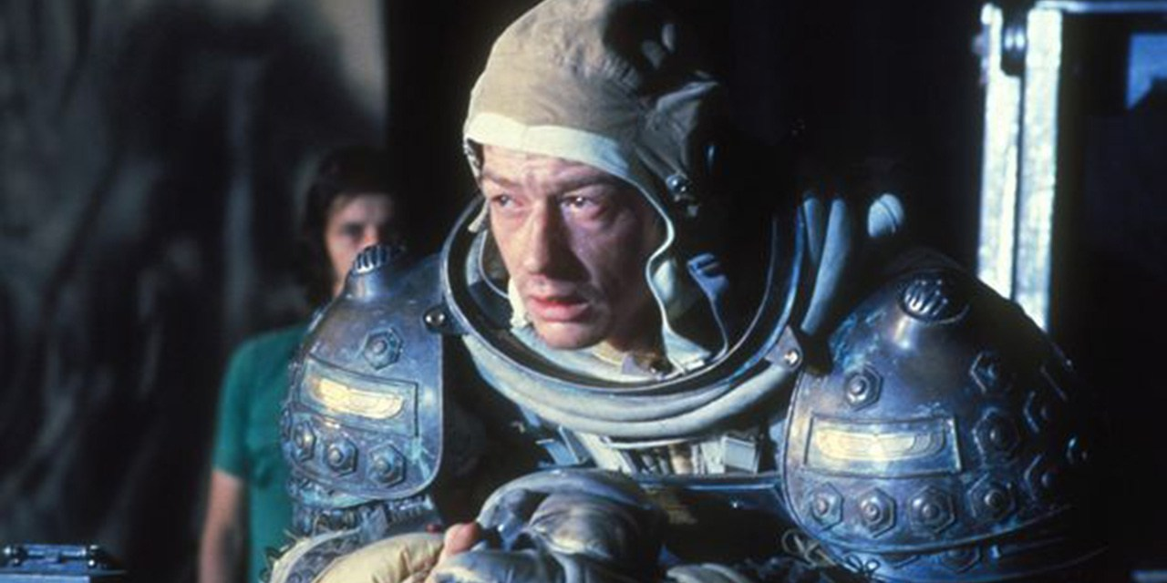 Remembering John Hurt