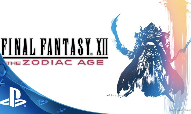 Final Fantasy XII getting the remake treatment