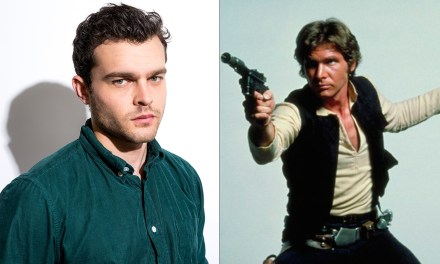 First Official Image from Han Solo Film Released