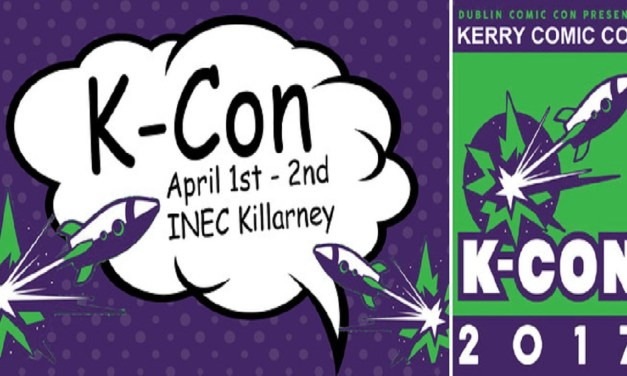 Geek Ireland's Guide to K-Con