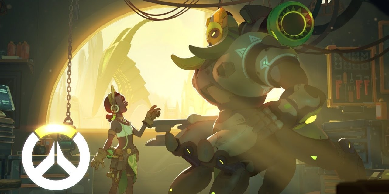 Overwatch: Introducing Orisa the Tank