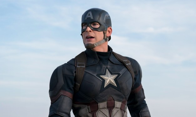 Chris Evans Reveals He's Not Done With Captain America
