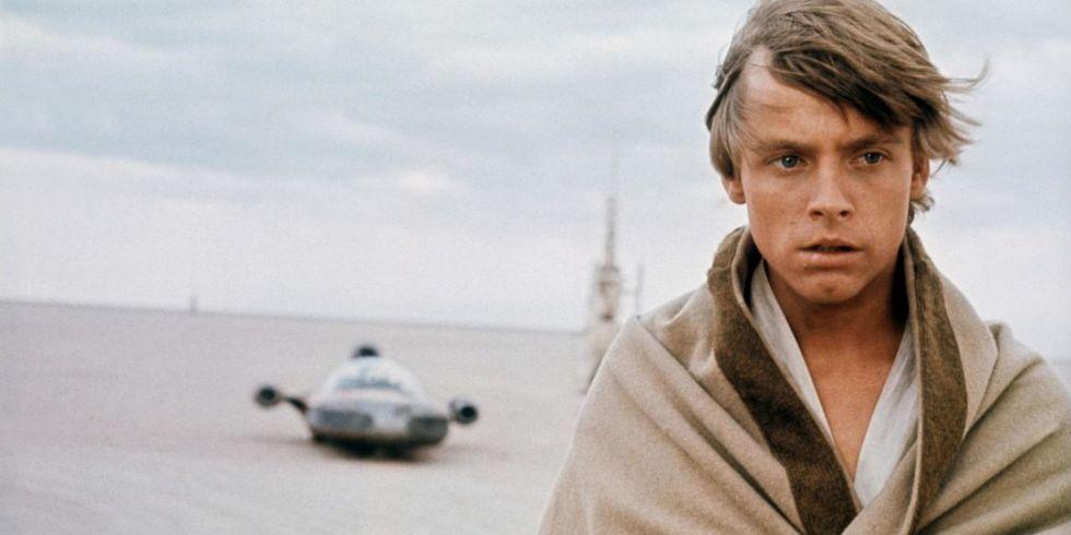 Luke Skywalker New Hope