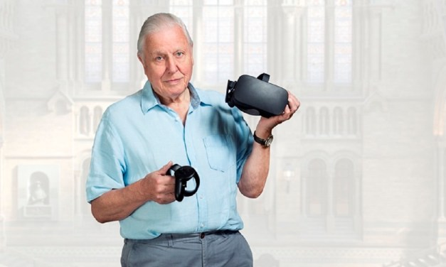 Sky to Transform Sir David Attenborough into a Virtual Reality Hologram