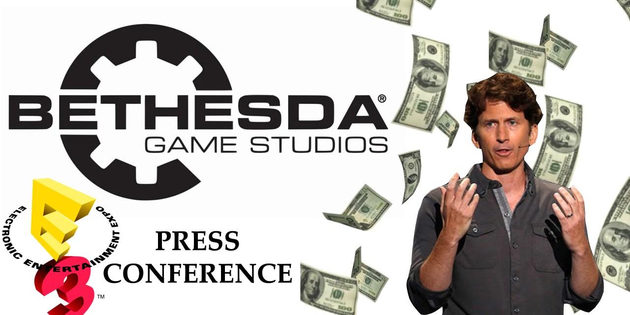Bethesda E3 2017 Conference