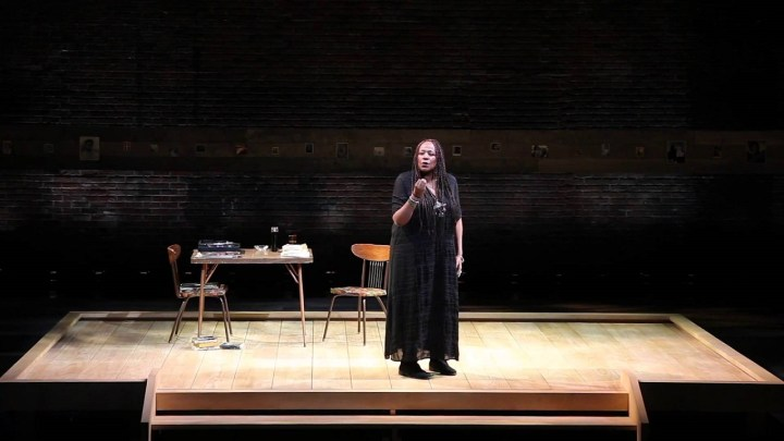Forever Dael Orlandersmith Abbey Theatre