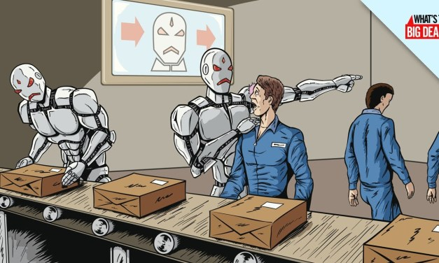 5 Jobs The Robots Have Already Taken