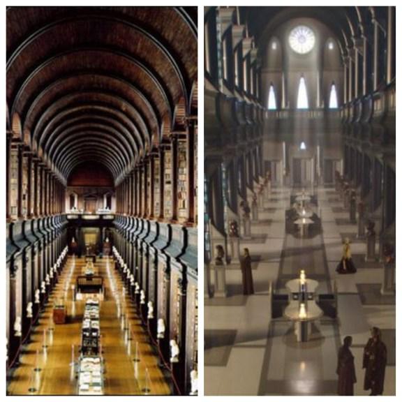 trinity college jedi archives coruscant