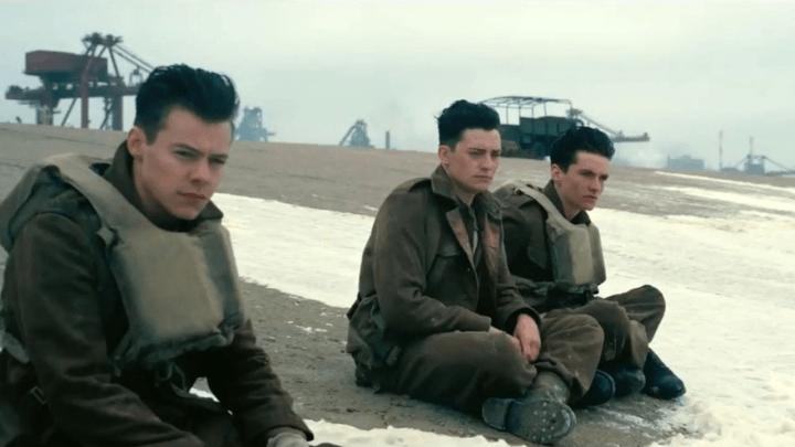Dunkirk Harry Styles
