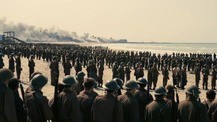 Dunkirk Troops Beach