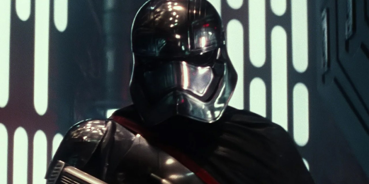 Star Wars Episode 8 Toy Reveal and Possible Character Development for Captain Phasma