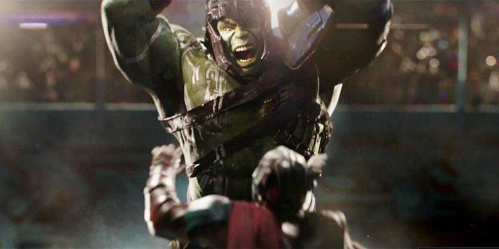 Hulk Vs Thor - Ragnarok