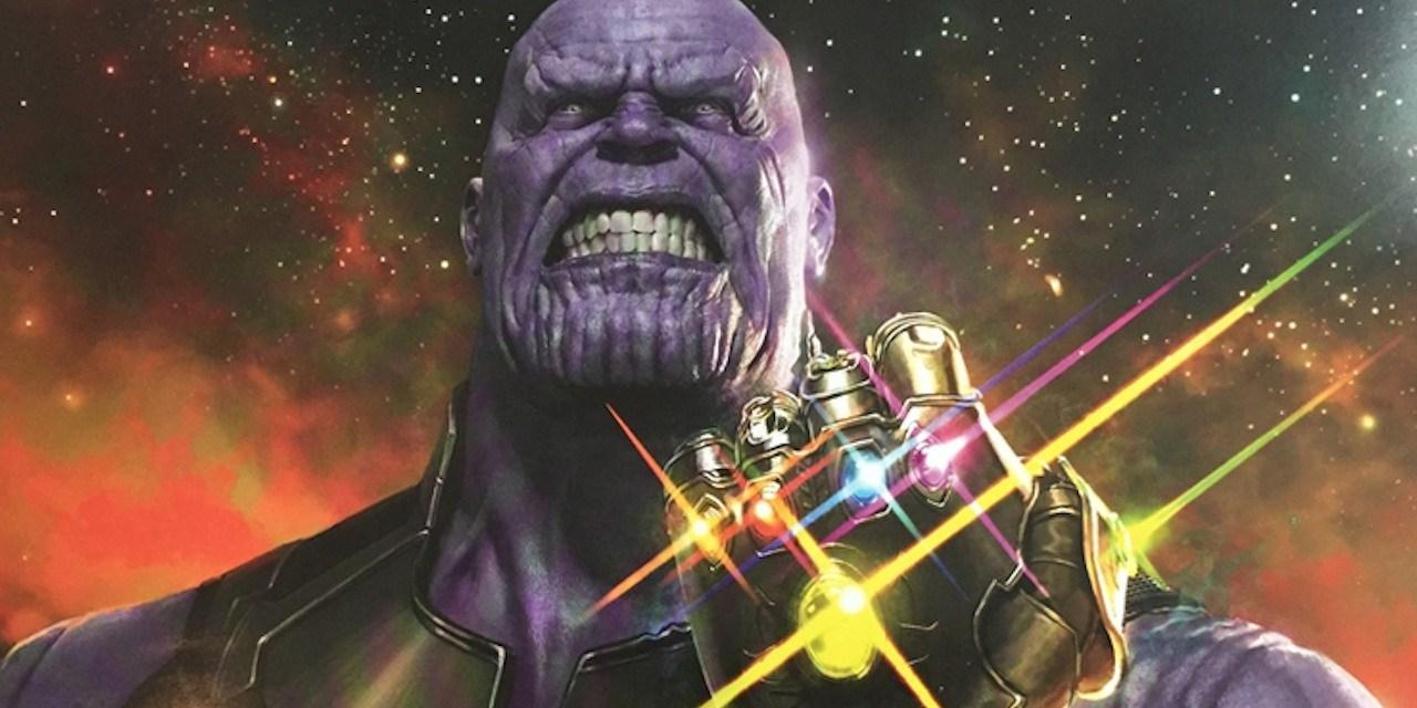Marvel Unveils Infinity War Villains at D23