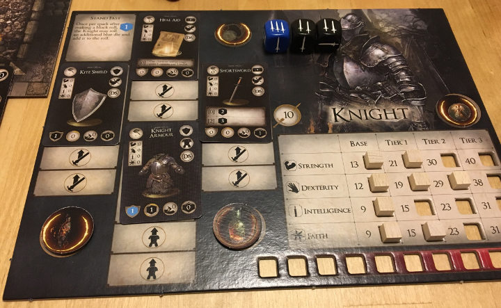 Dark Souls Board Came Character