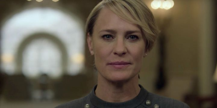 House of Cards Claire Terrorism