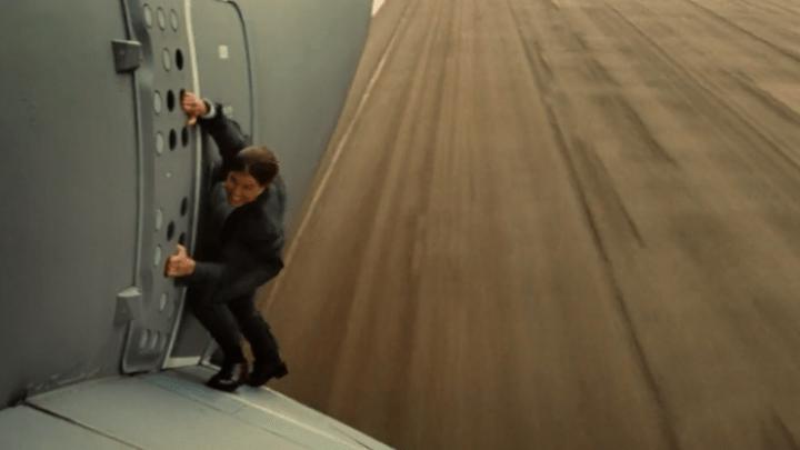 Mission: Impossible 5 Airbus Stunt
