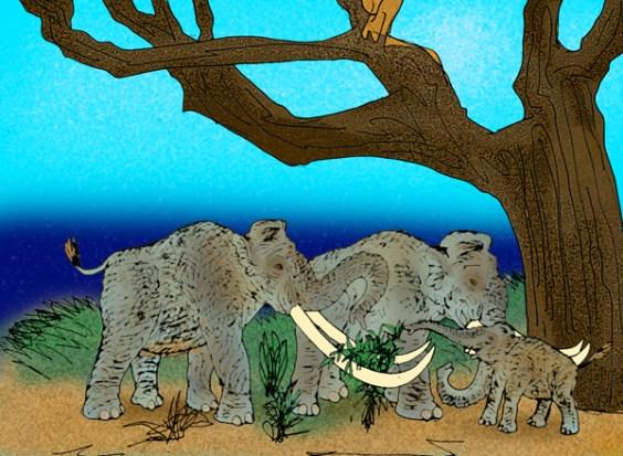 mammuthus exilis mini mammoths