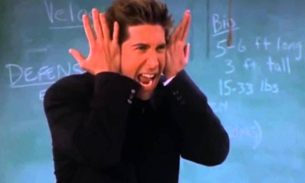 Meet the Real Ross Geller