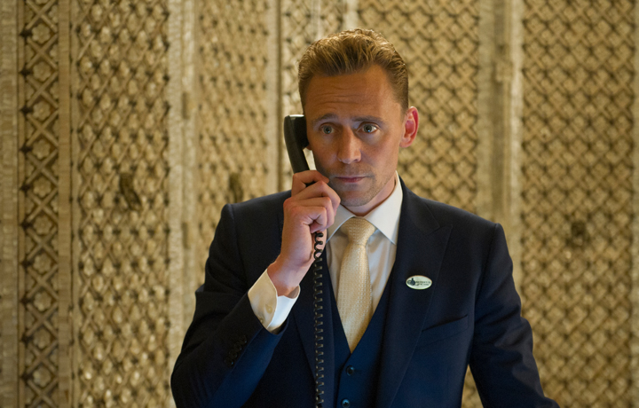 Tom Hiddleston Le Carre Night Manager