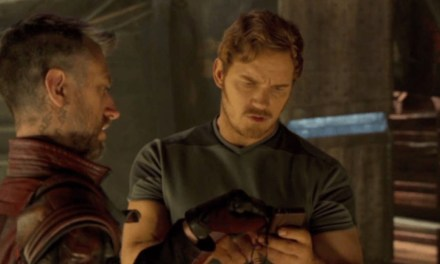 Guardians Of The Galaxy signed Zune on Auction for Rainforest Trust Charity