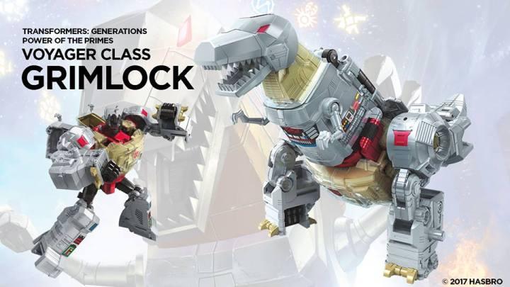 transformers voyager class dinobot grimlock