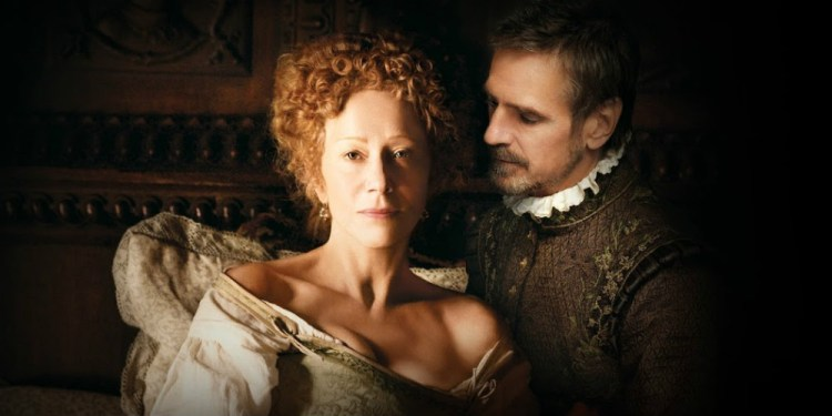 Top 10 beste Britse royals in film en TV Elizabeth I Helen Mirren
