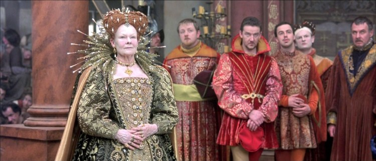 Top 10 beste Britse royals in film en TV Shakespeare in Love Elizabeth