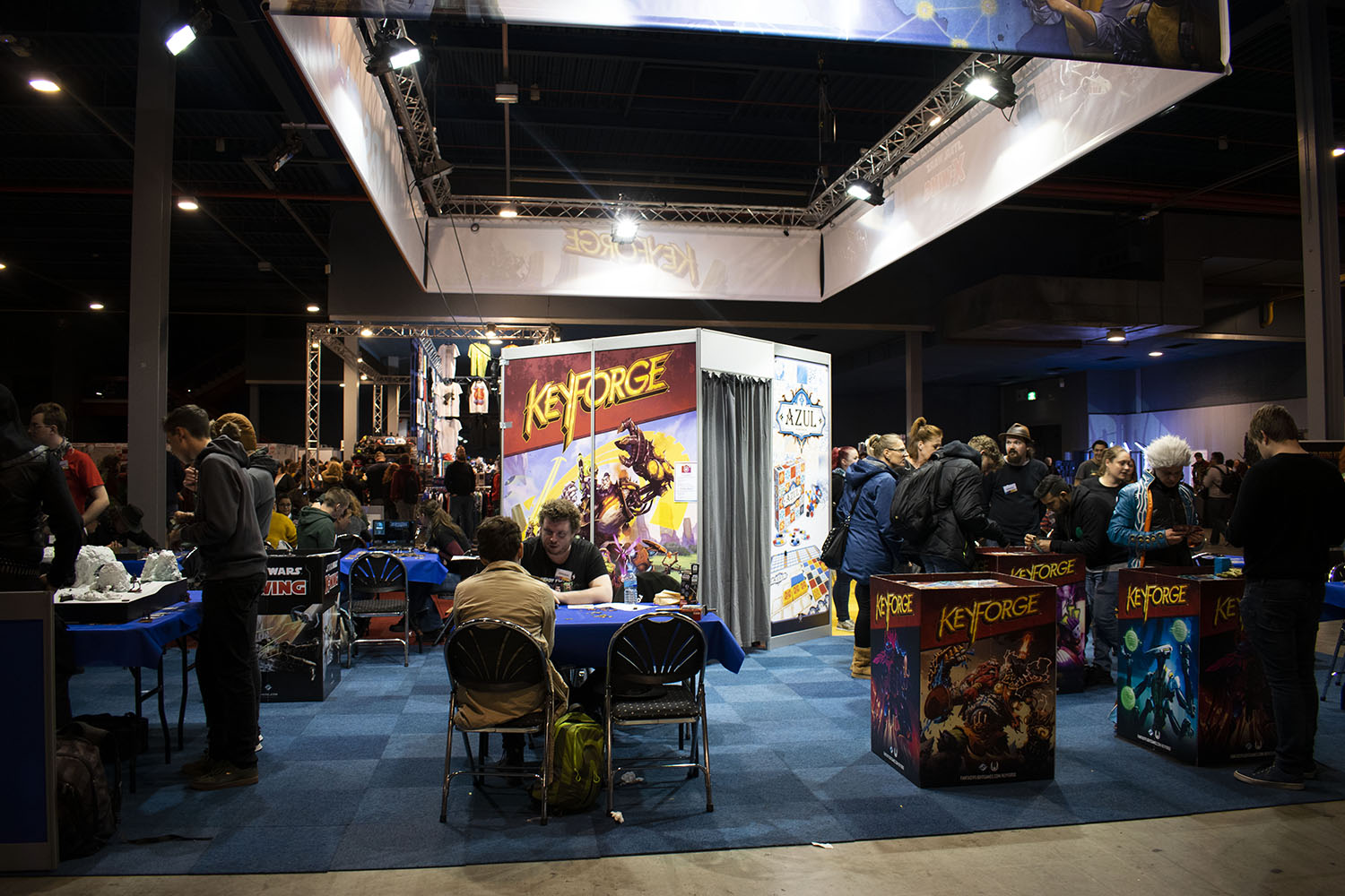 Fotoreportage: Dutch Comic Con Winter Edition 2018 Keyforge