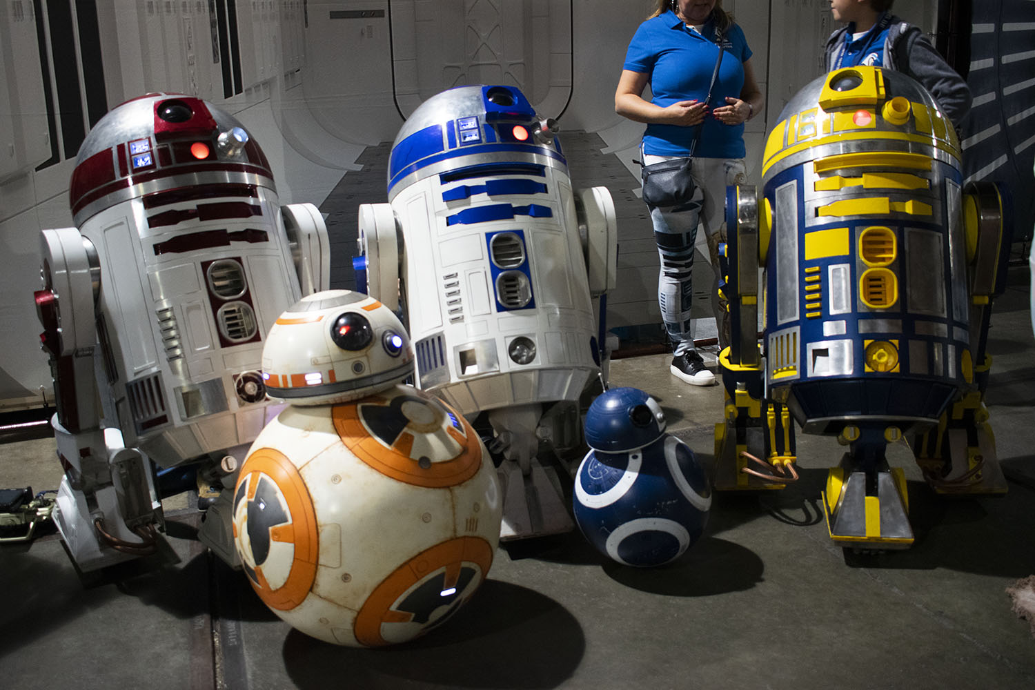Fotoreportage: Dutch Comic Con Winter Edition 2018 R2 Builders