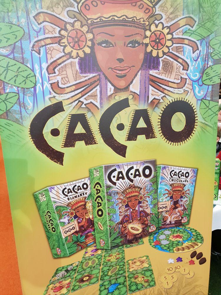 Spellenspektakel 2018: Cacao