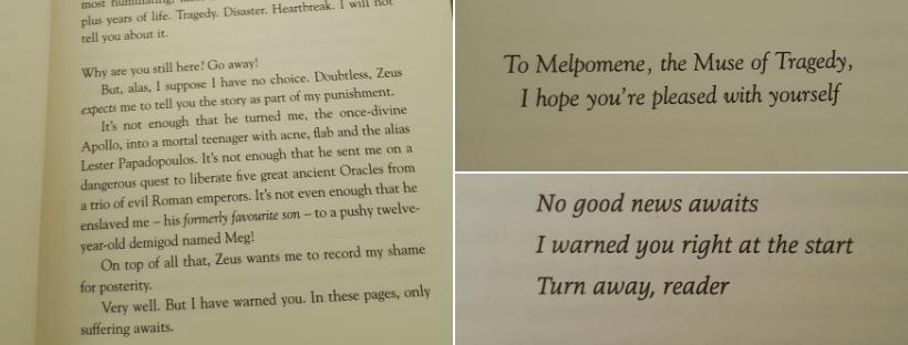 Recensie: De Brandende Doolhof is het beste Apollo-boek