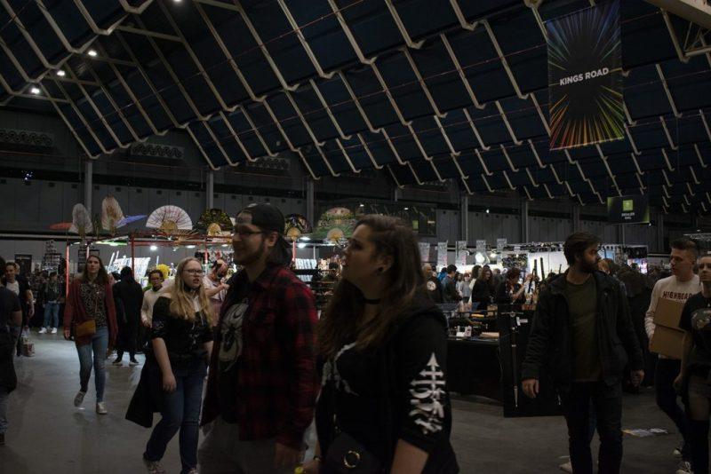 Dutch Comic Con Kings Road