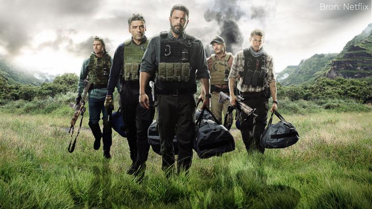 Recensie: Triple Frontier heeft een fijne cast maar matig plot