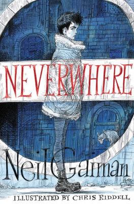 Neil Gaiman Neverwhere cover