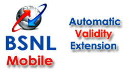 Automatic Extension of Plan Validity for 2G/3G Prepaid Mobile Customer