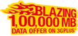 MTS Blazing 100000 3G Plus Offer