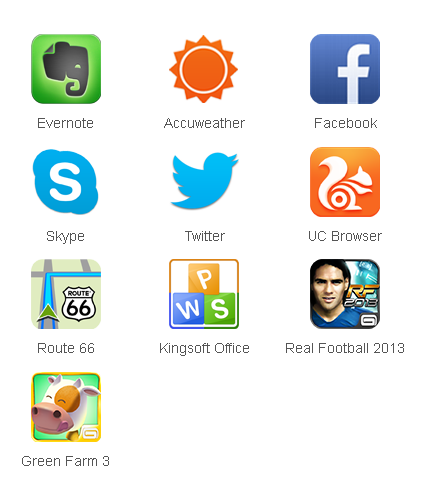 Free Apps with Lenovo VIbe Z