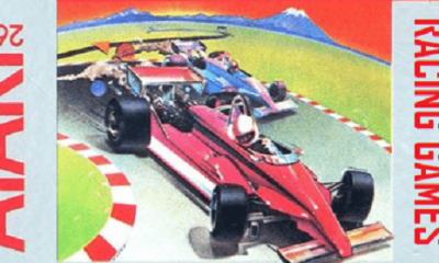 Top 10 Atari 2600 Racing Games